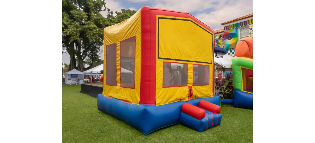 5 Bounce House Ideas for Your Next Birthday Bash in Miami