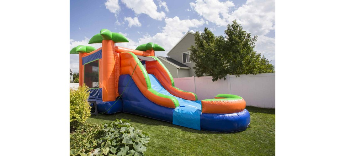Double the fun with these exciting bounce house games in Hialeah