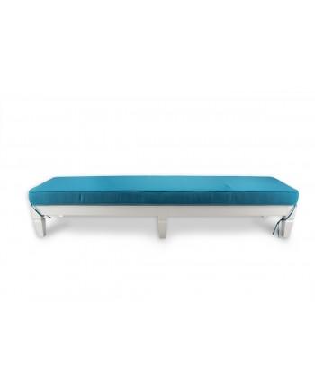 Maze Bench (Lt Blue)