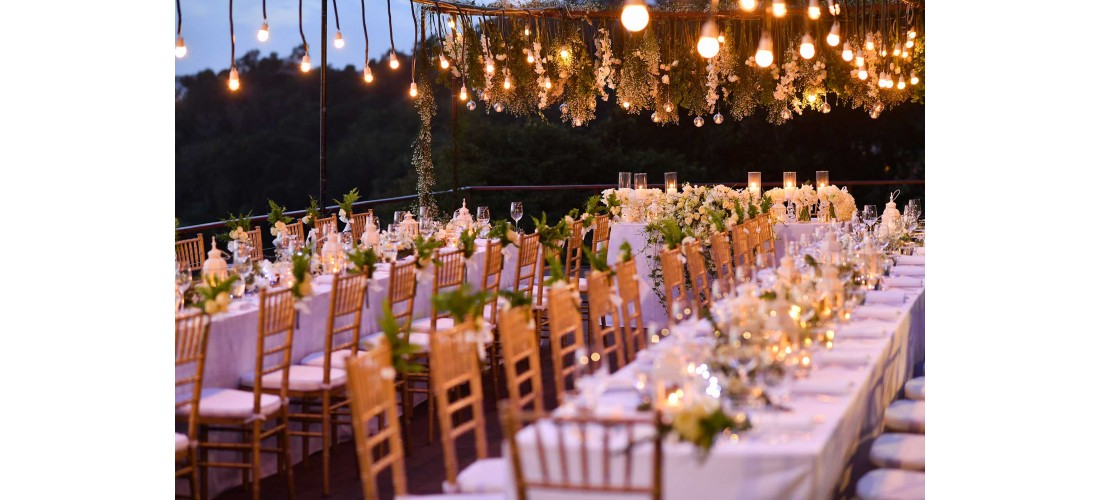 How to Have the Perfect Outdoor Wedding